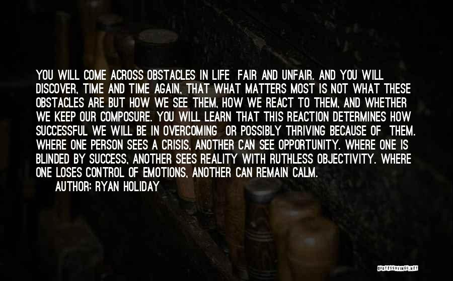 What Matters Most In Life Quotes By Ryan Holiday