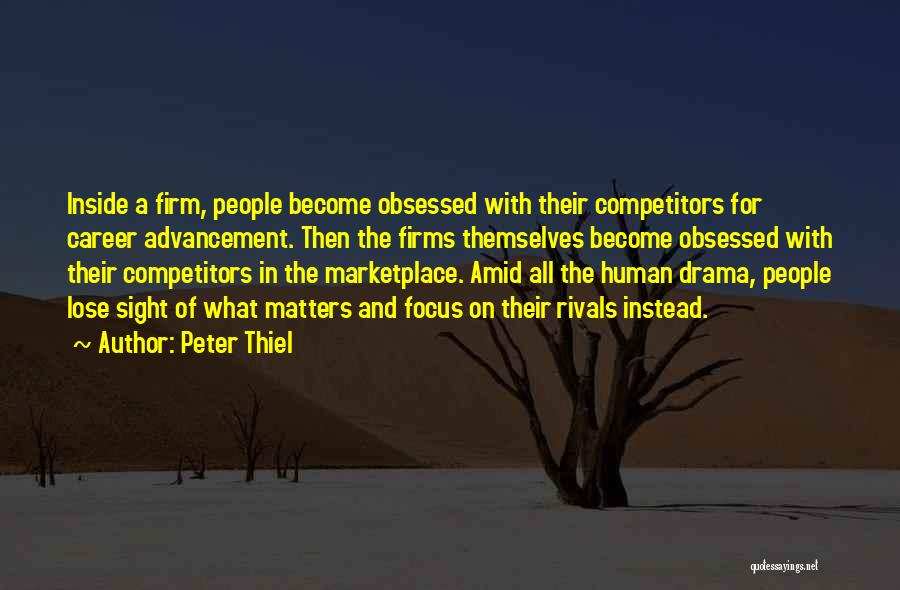 What Matters On The Inside Quotes By Peter Thiel