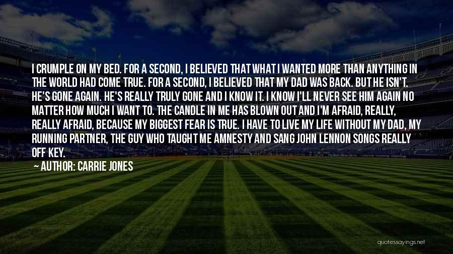 What The World Has Come To Quotes By Carrie Jones