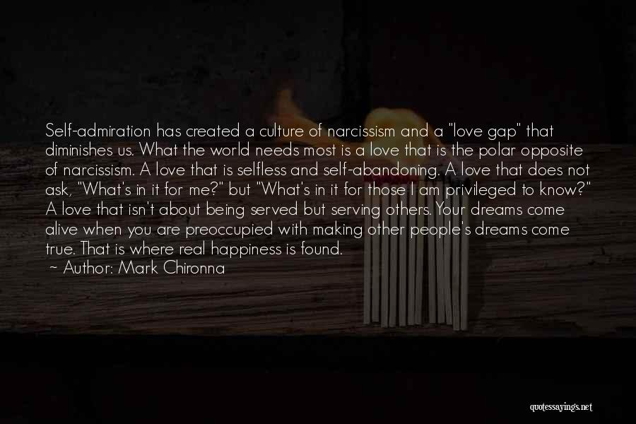 What The World Has Come To Quotes By Mark Chironna
