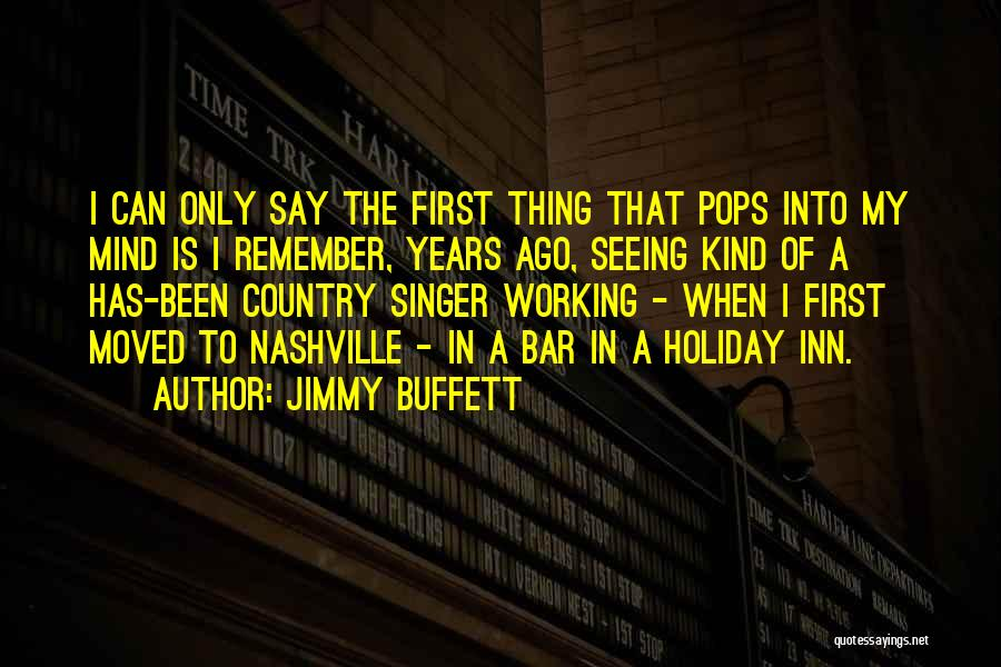 What We Did On Holiday Quotes By Jimmy Buffett