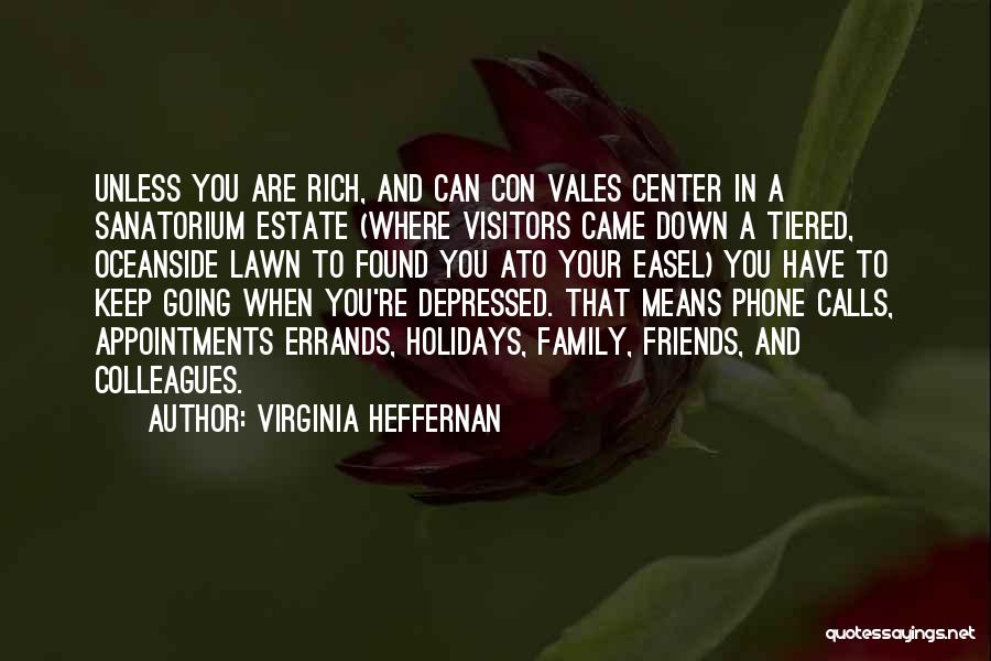 What We Did On Holiday Quotes By Virginia Heffernan