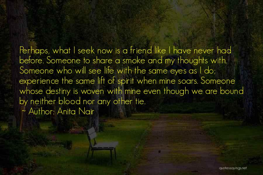 What We See Quotes By Anita Nair
