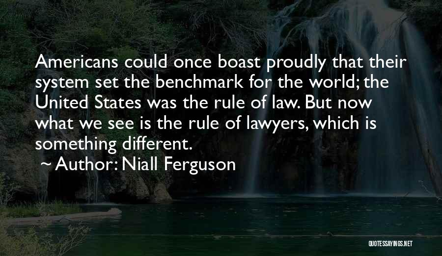 What We See Quotes By Niall Ferguson