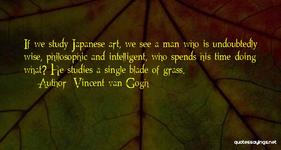 What We See Quotes By Vincent Van Gogh