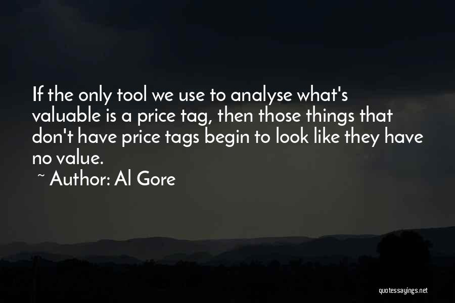What We Value Quotes By Al Gore
