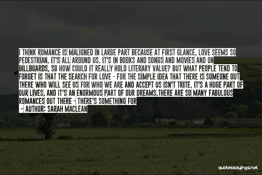 What We Value Quotes By Sarah MacLean