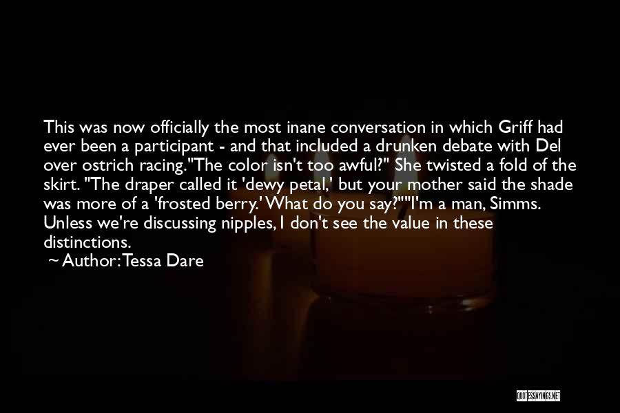 What We Value Quotes By Tessa Dare