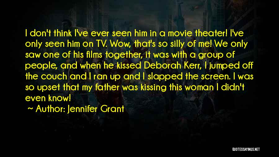 What Woman Wants Movie Quotes By Jennifer Grant