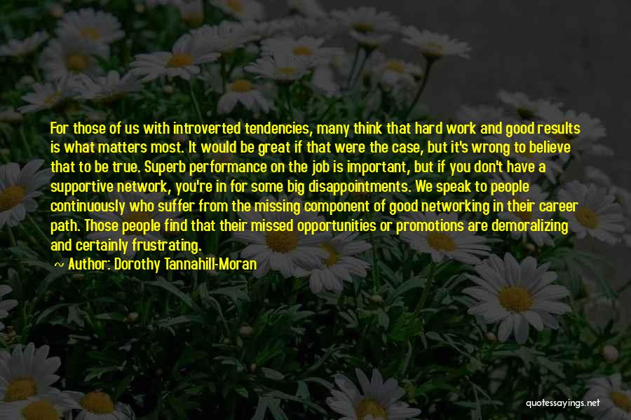 What You Are Missing Quotes By Dorothy Tannahill-Moran