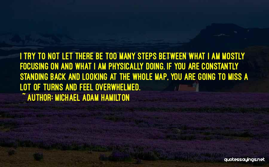 What You Are Missing Quotes By Michael Adam Hamilton