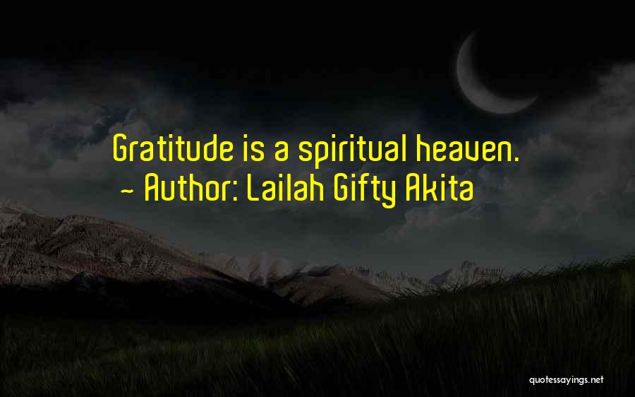What You Are Thankful For Quotes By Lailah Gifty Akita