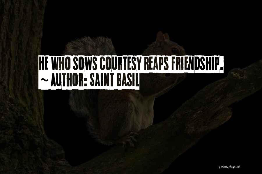 What You Are Thankful For Quotes By Saint Basil