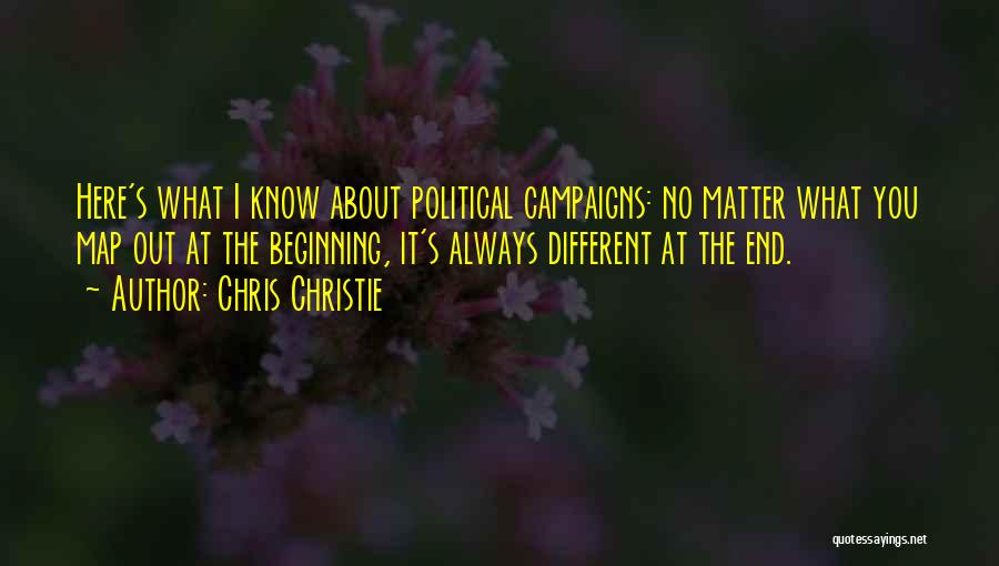 What You Know Quotes By Chris Christie