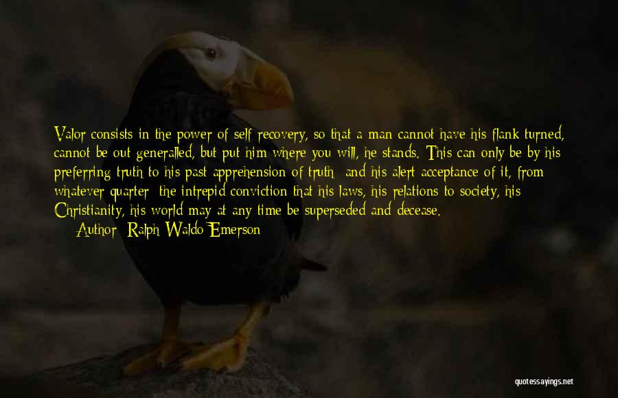 Whatever It May Be Quotes By Ralph Waldo Emerson
