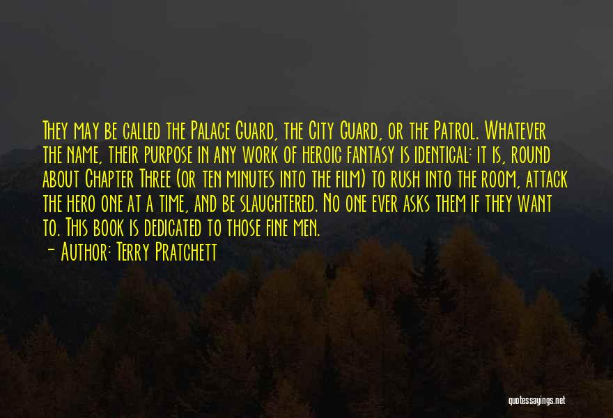 Whatever It May Be Quotes By Terry Pratchett