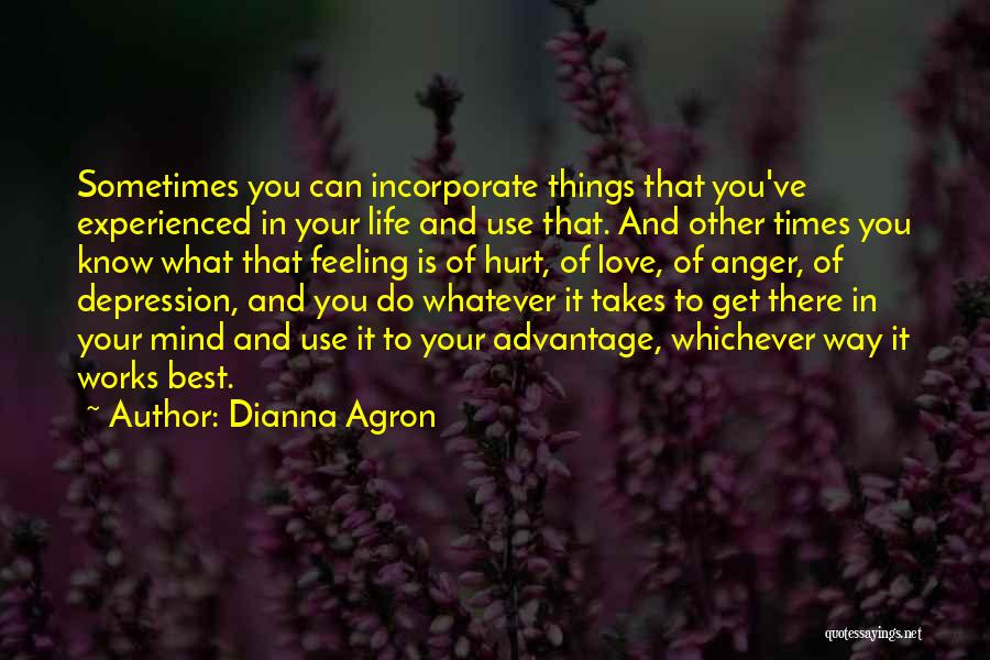 Whatever It Takes Love Quotes By Dianna Agron