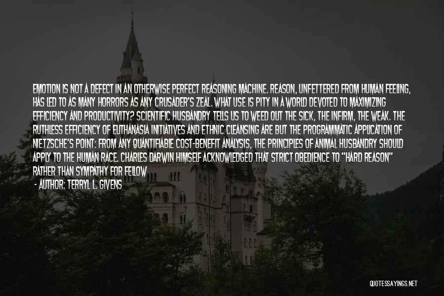 What's In The Heart Quotes By Terryl L. Givens