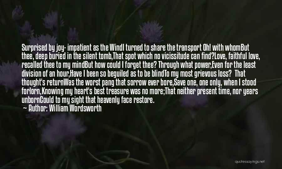 What's In The Heart Quotes By William Wordsworth