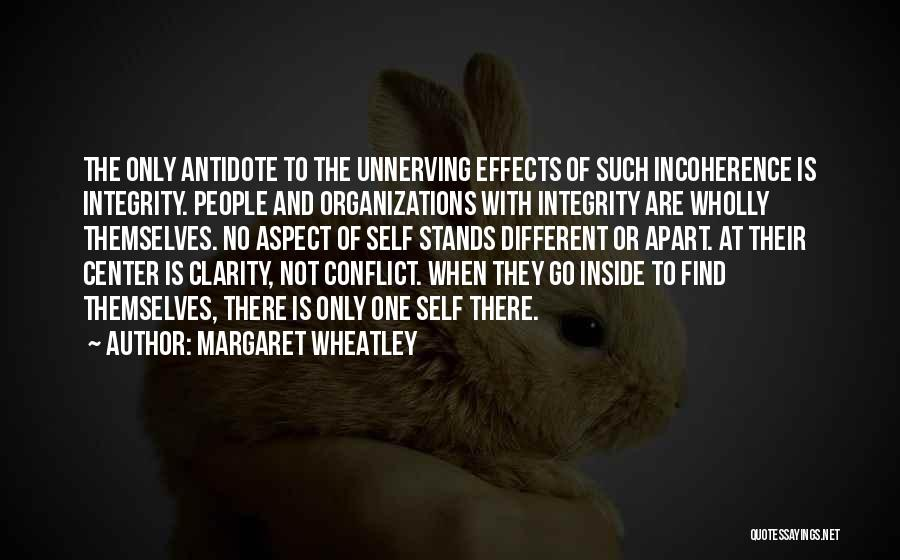Wheatley Quotes By Margaret Wheatley