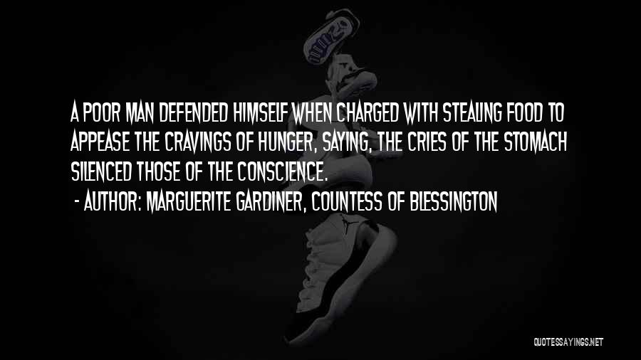 When A Man Cries Quotes By Marguerite Gardiner, Countess Of Blessington