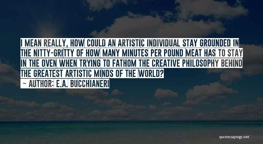 When Funny Quotes By E.A. Bucchianeri