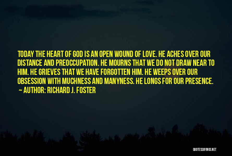 When God Weeps Quotes By Richard J. Foster
