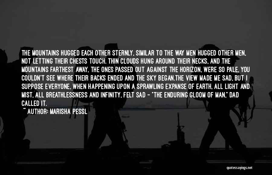 When I See You Sad Quotes By Marisha Pessl