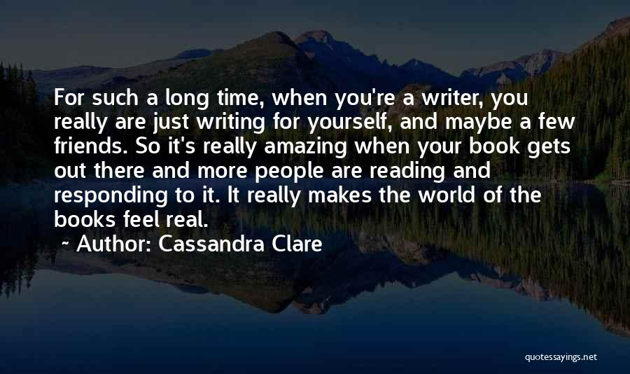 When It's Real Quotes By Cassandra Clare