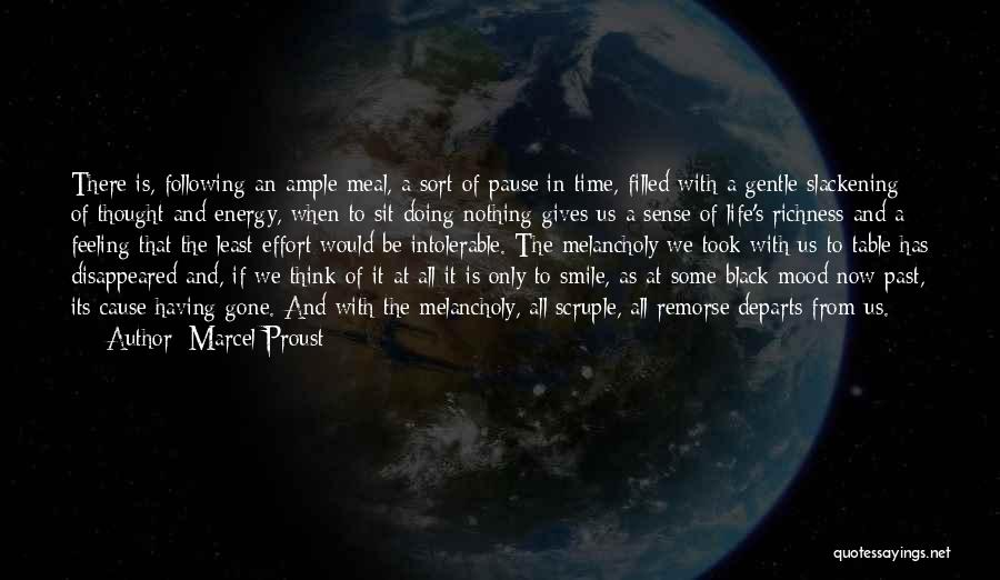 When Life Gives Quotes By Marcel Proust