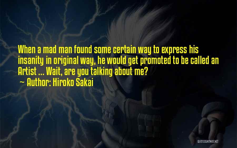 When You Wait Quotes By Hiroko Sakai