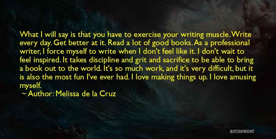 When You Wait Quotes By Melissa De La Cruz
