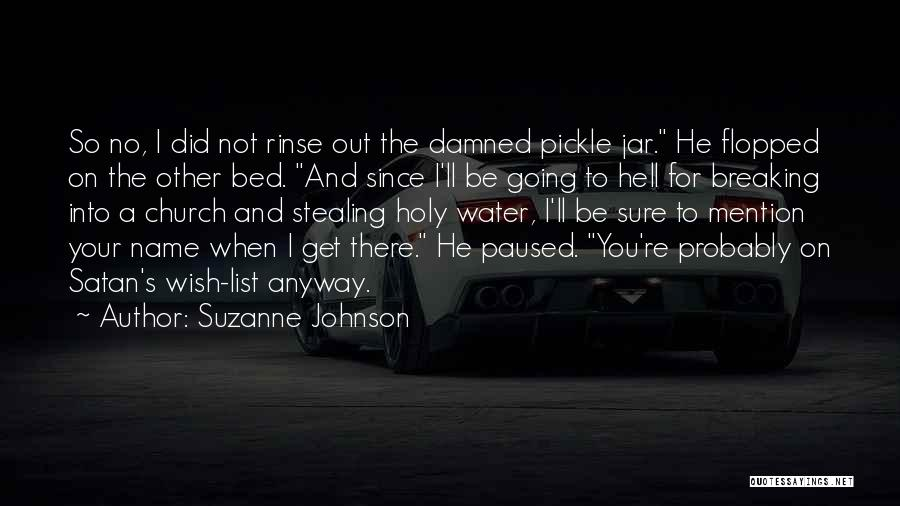 When Your Not Sure Quotes By Suzanne Johnson