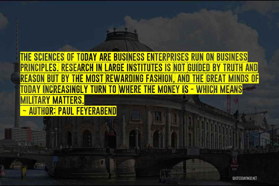 Where Is The Truth Quotes By Paul Feyerabend