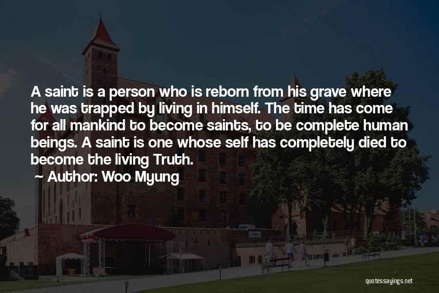Where Is The Truth Quotes By Woo Myung