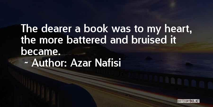 Where The Heart Is Book Quotes By Azar Nafisi