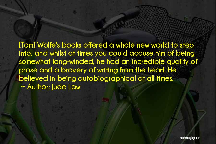 Where The Heart Is Book Quotes By Jude Law