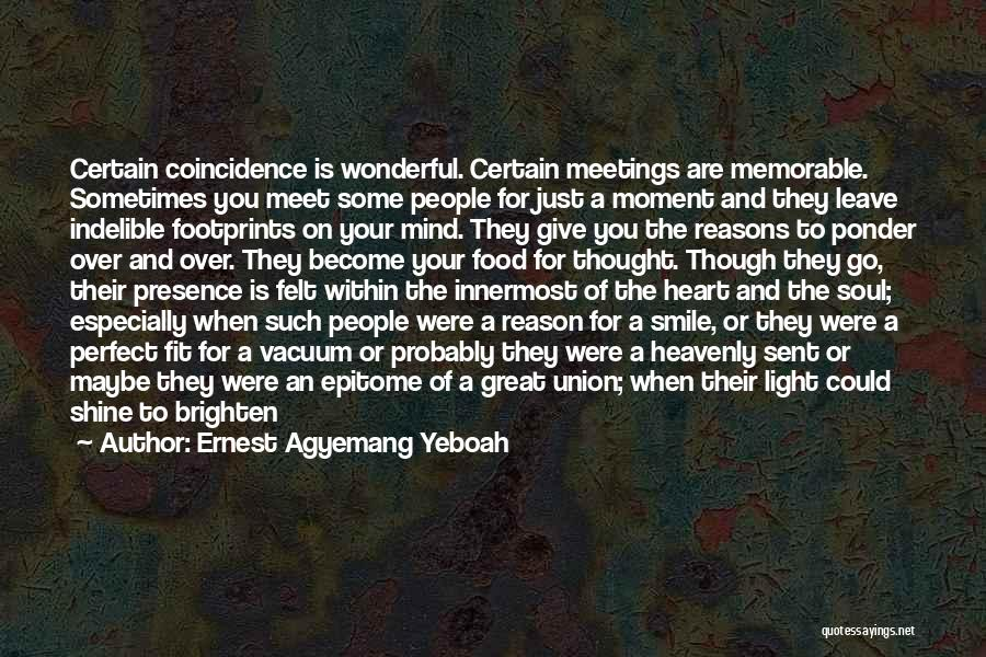 Where The Heart Is Memorable Quotes By Ernest Agyemang Yeboah