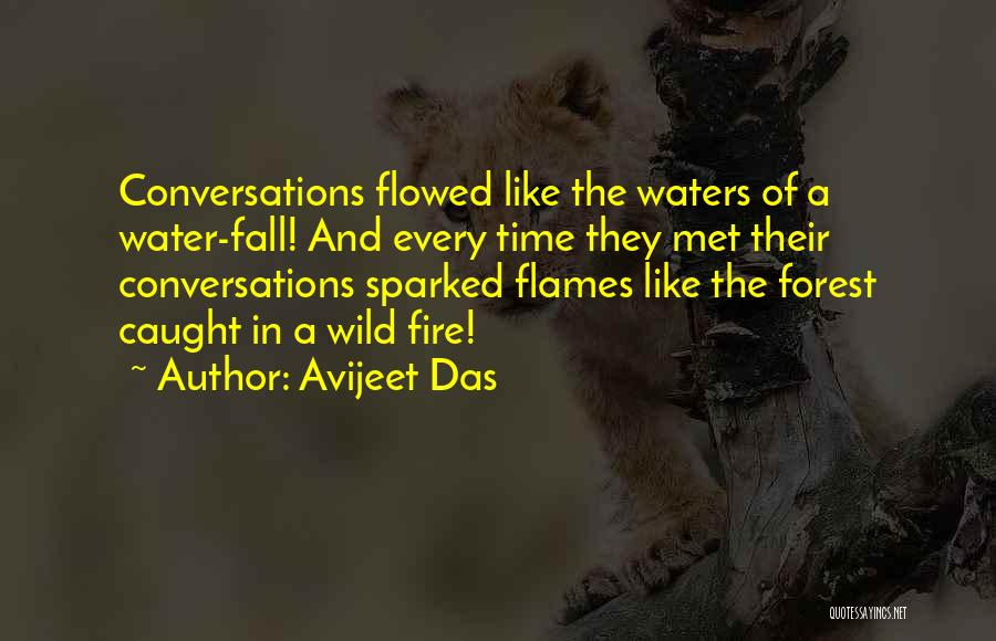 Where The Wild Things Are Love Quotes By Avijeet Das