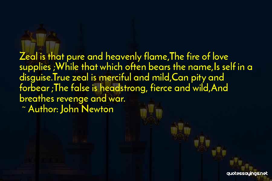 Where The Wild Things Are Love Quotes By John Newton