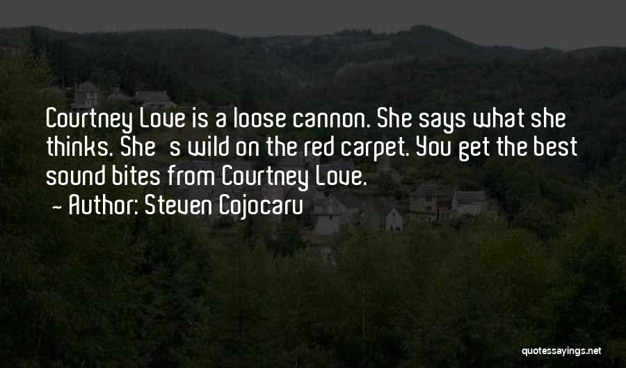 Where The Wild Things Are Love Quotes By Steven Cojocaru