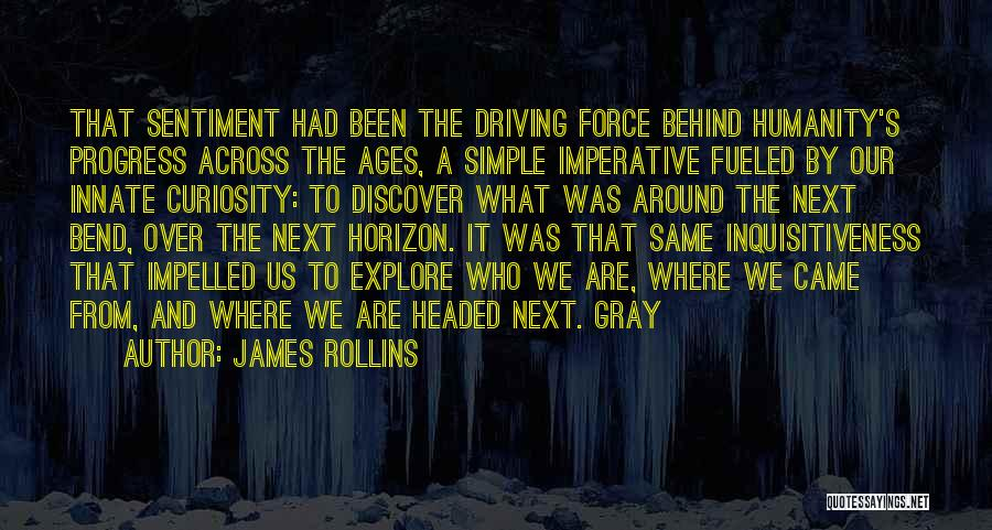 Where We Came From Quotes By James Rollins