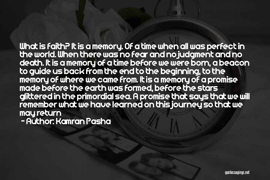 Where We Came From Quotes By Kamran Pasha