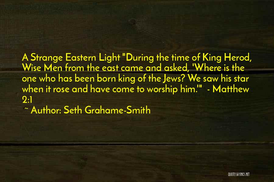 Where We Came From Quotes By Seth Grahame-Smith