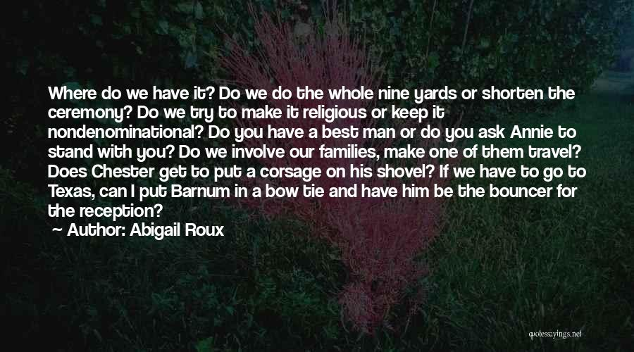 Where You Stand Quotes By Abigail Roux