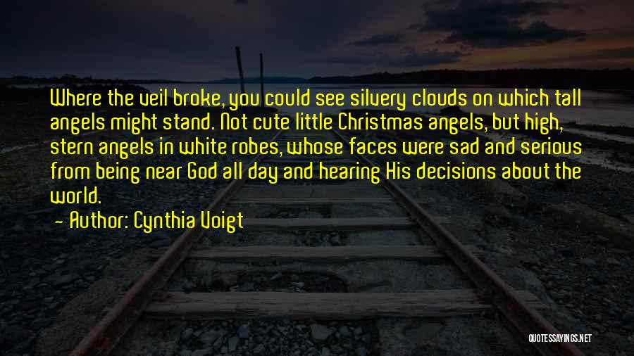 Where You Stand Quotes By Cynthia Voigt