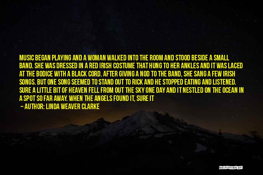 Where You Stand Quotes By Linda Weaver Clarke