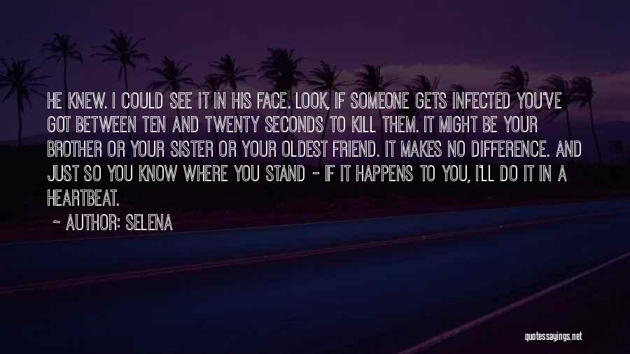 Where You Stand Quotes By Selena