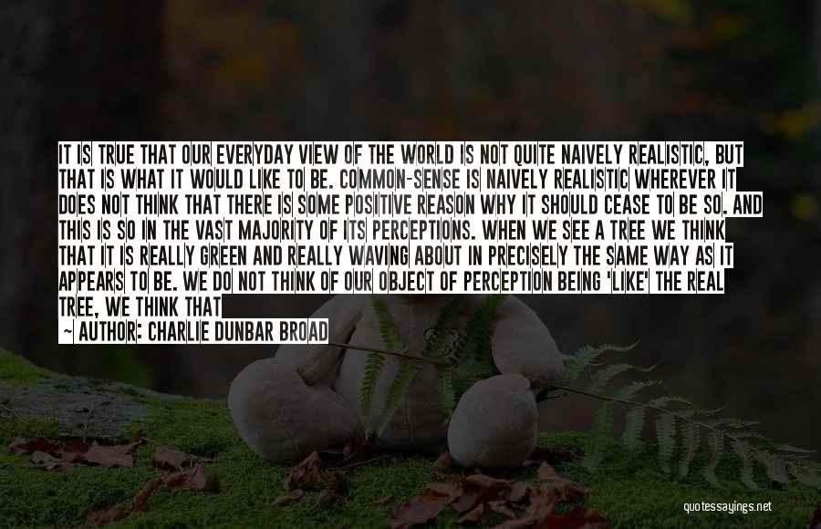 Whether We Like It Or Not Quotes By Charlie Dunbar Broad
