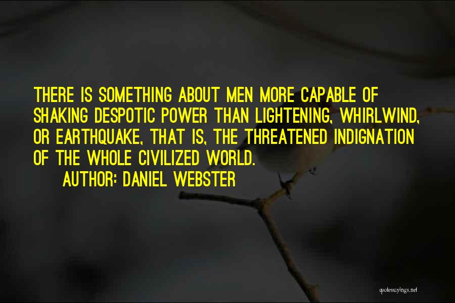 Whirlwind Quotes By Daniel Webster